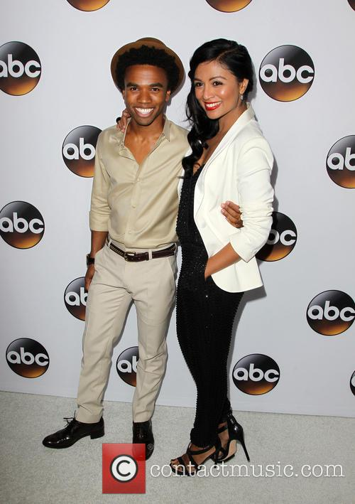 Luke Youngblood and Karen David 2