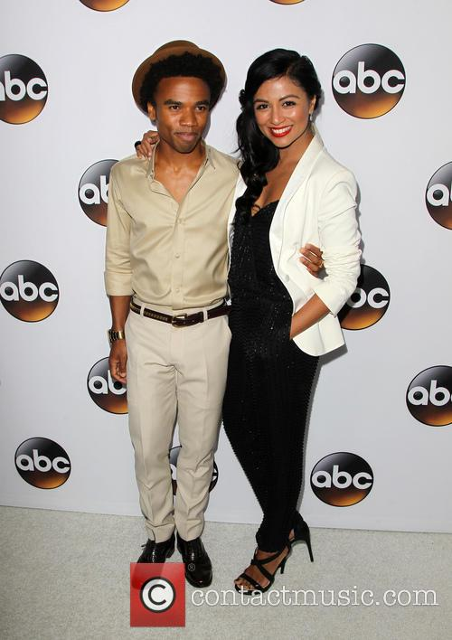 Luke Youngblood and Karen David 3
