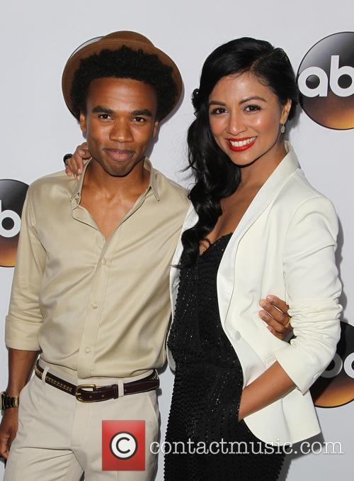 Luke Youngblood and Karen David 1