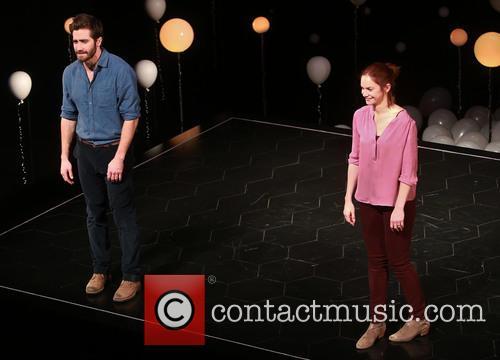 Jake Gyllenhaal and Ruth Wilson 9