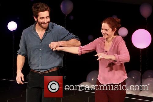 Jake Gyllenhaal and Ruth Wilson 11