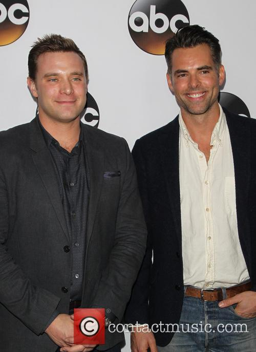 Billy Miller and Jason Thompson 4