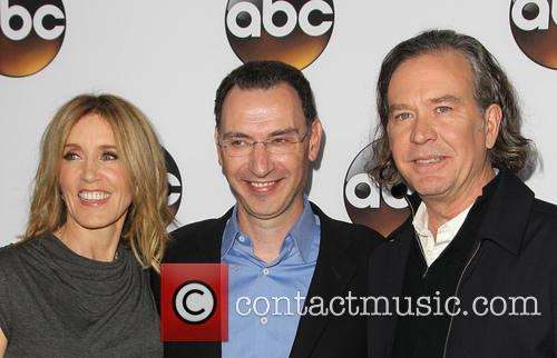 Felicity Huffman, Paul Lee and Timothy Hutton 3