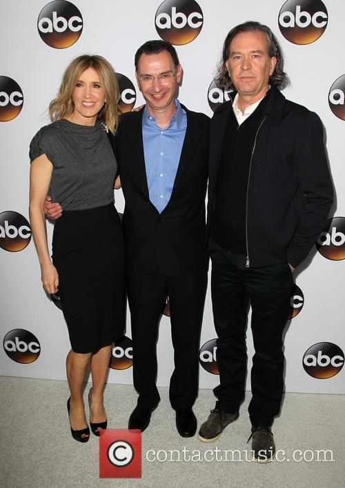 Felicity Huffman, Paul Lee and Timothy Hutton 4