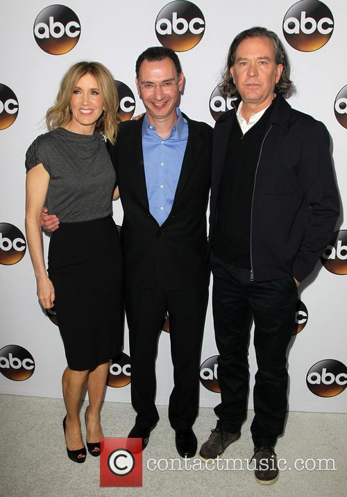 Felicity Huffman, Paul Lee and Timothy Hutton 5