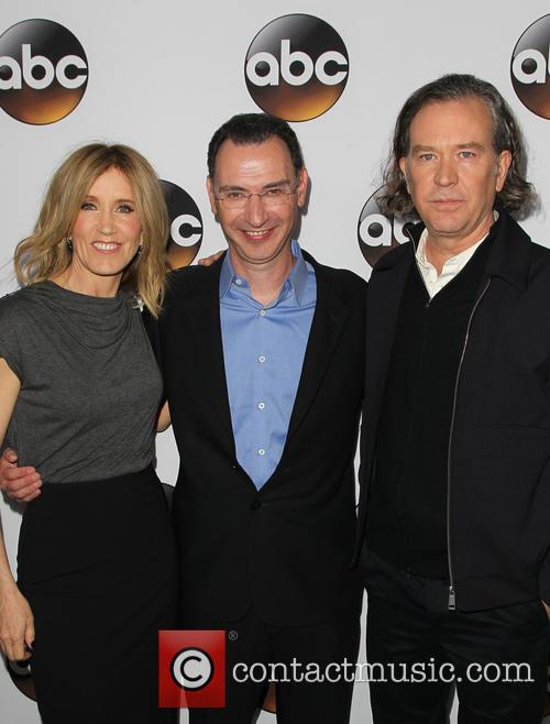 Felicity Huffman, Paul Lee and Timothy Hutton 6