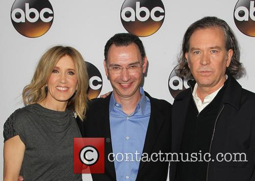 Felicity Huffman, Paul Lee and Timothy Hutton 7