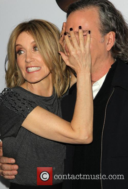 Felicity Huffman and Timothy Hutton 8