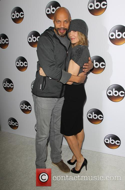 John Ridley and Felicity Huffman 4