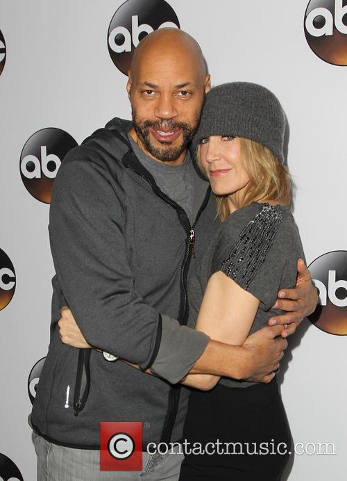 John Ridley and Felicity Huffman 5