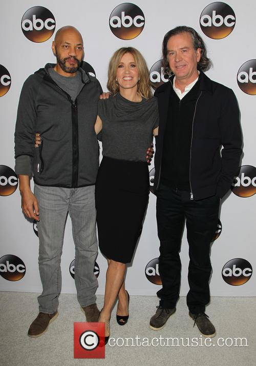 John Ridley, Felicity Huffman and Timothy Hutton 3