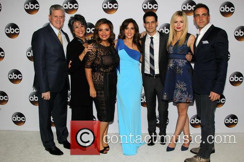 Sam Mcmurray, Terry Hoyos, Cristela Alonzo, Maria Canals Barrera, Carlos Ponce, Justine Lupe and Andrew Harrison Leeds 3