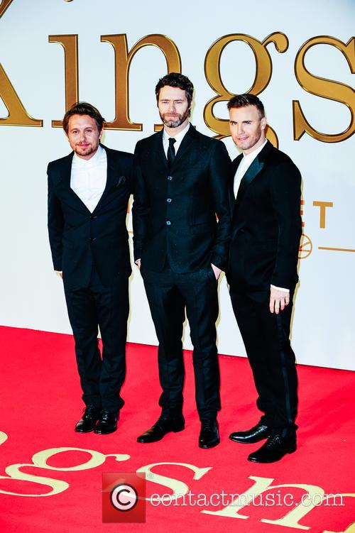 Gary Barlow, Howard Donald, Mark Owen and Take That 2