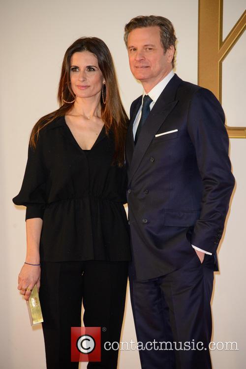 Colin Firth and Livia Firth 10