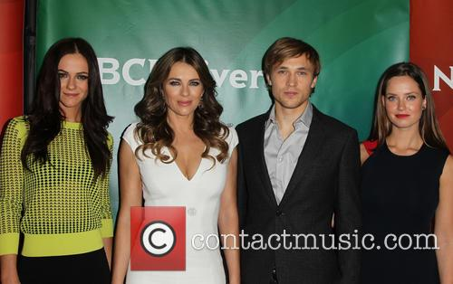 Elizabeth Hurley, Alexandra Park, William Moseley and Merritt Patterson