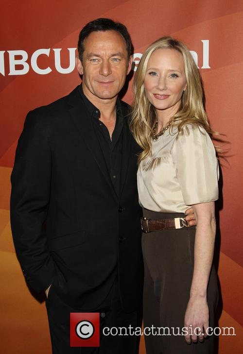 Jason Isaacs and Anne Heche 7