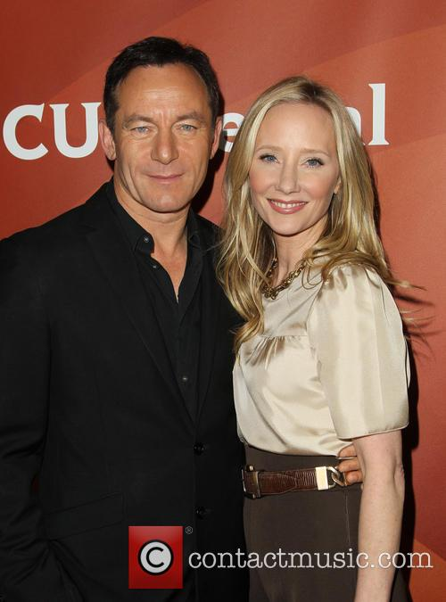 Jason Isaacs and Anne Heche 8