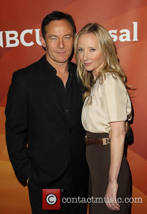 Jason Isaacs and Anne Heche 11