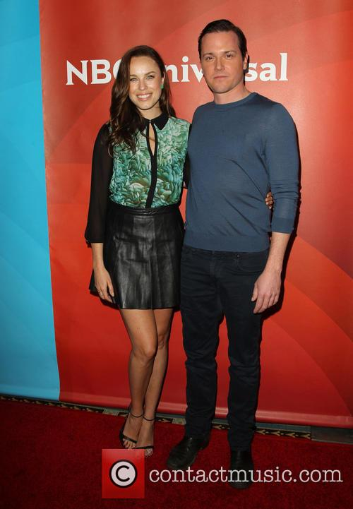 Jessica Mcnamee and Michael Mosley 11