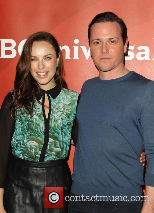 Jessica Mcnamee and Michael Mosley