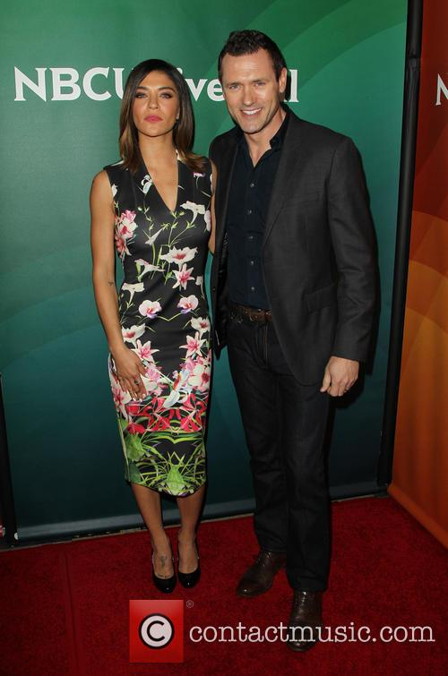 Jessica Szohr and Jason O'mara 3
