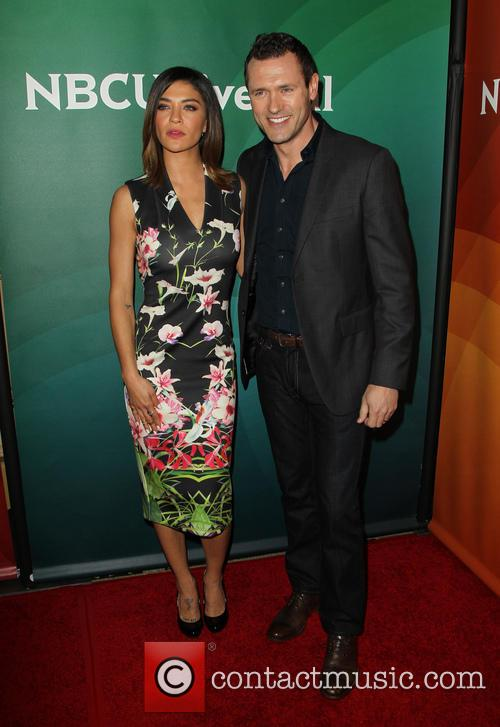 Jessica Szohr and Jason O'mara 4