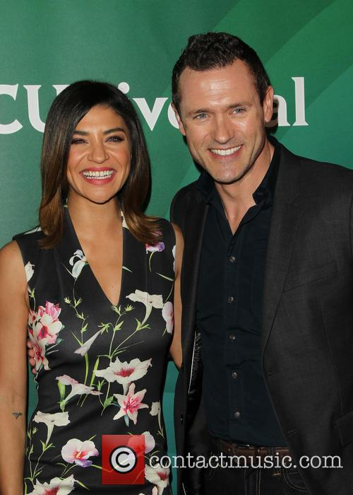 Jessica Szohr and Jason O'mara 5