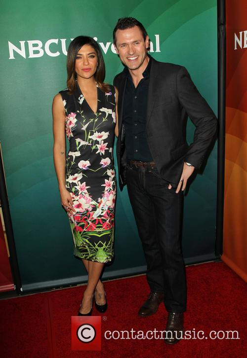 Jessica Szohr and Jason O'mara 6