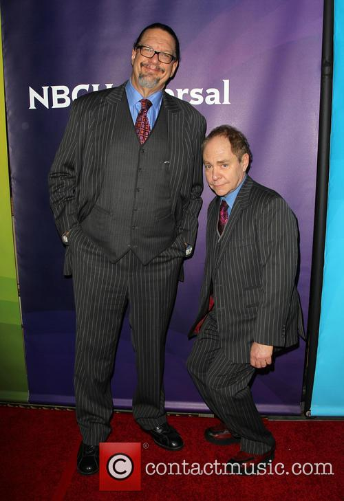 Pen Jillette and Teller 3