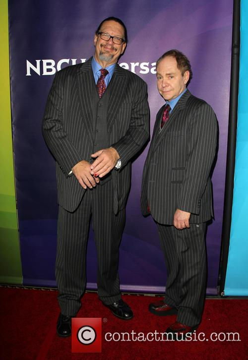 Pen Jillette and Teller 4