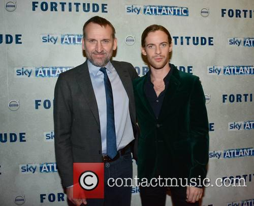 Christopher Eccleston and Luke Treadaway 3