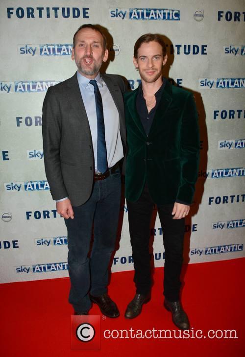Christopher Eccleston and Luke Treadaway 4