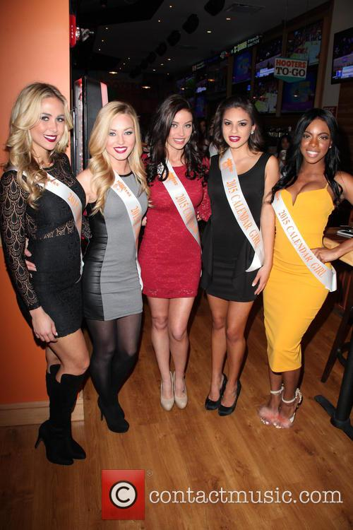 Emily Phelps, Ashley Dill, Nicole Ciglar, Nicole Osorio and Alicia Williams 2