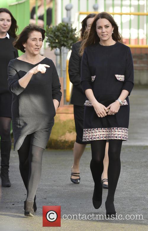 Catherine Duchess Of Cambridge 7