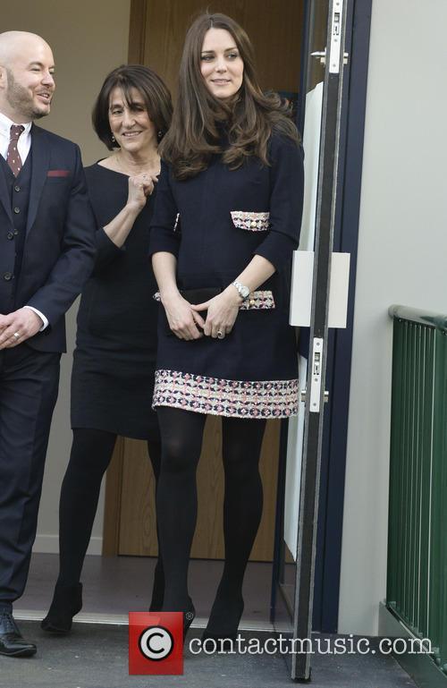 Catherine Duchess Of Cambridge 2
