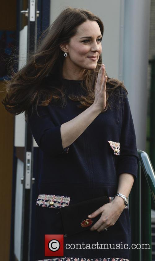 Catherine Duchess Of Cambridge 6