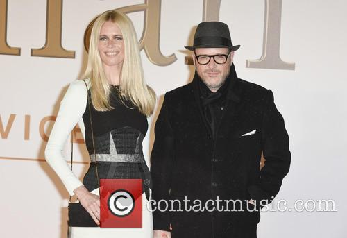 Claudia Schiffer and Matthew Vaughn 6