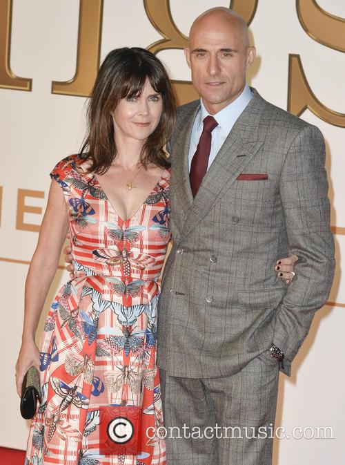 Liza Marshall and Mark Strong 2