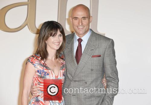 Liza Marshall and Mark Strong 3