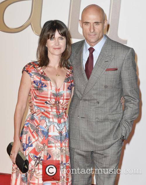 Liza Marshall and Mark Strong 1