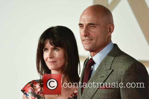 Liza Marshall and Mark Strong 4