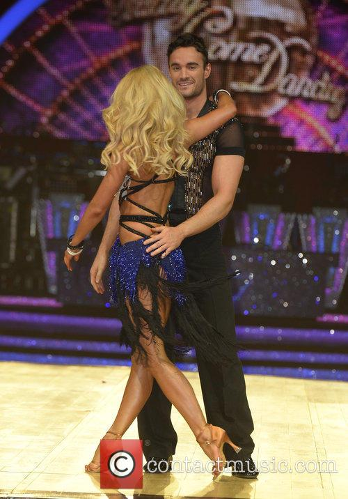 Thom Evans and Iveta Lukosiute 3
