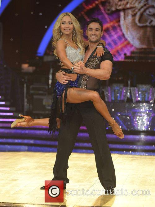 Thom Evans and Iveta Lukosiute 4