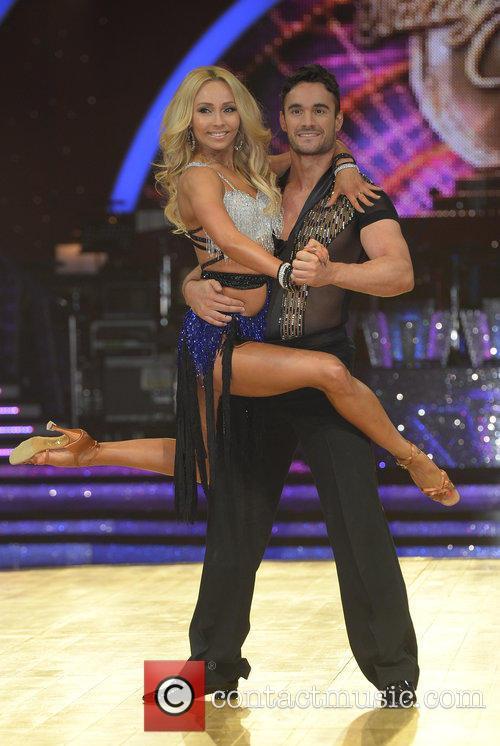Thom Evans and Iveta Lukosiute 5