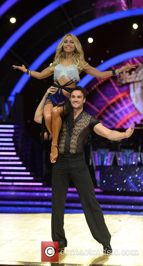 Thom Evans and Iveta Lukosiute 7