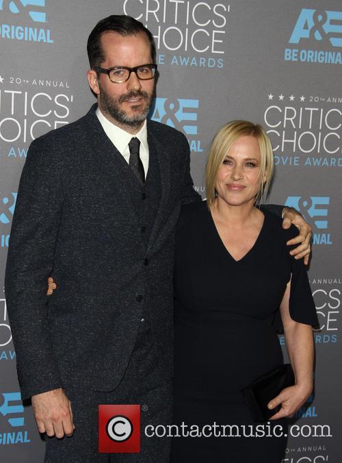Patricia Arquette and Eric White 3