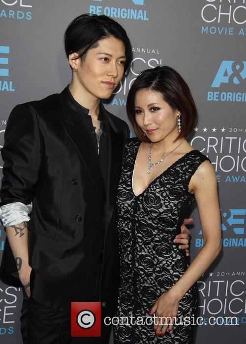 Takamasa Ishihara and Melody Ishihara 1