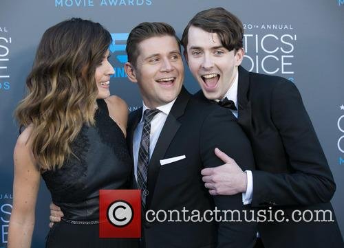 Charlie Webster, Alan Leech and Matthew Beard 2