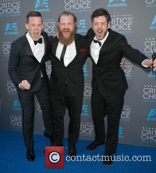 Johannes Kuhnke, Kristofer Hivju and Jacob Schulsinger 3