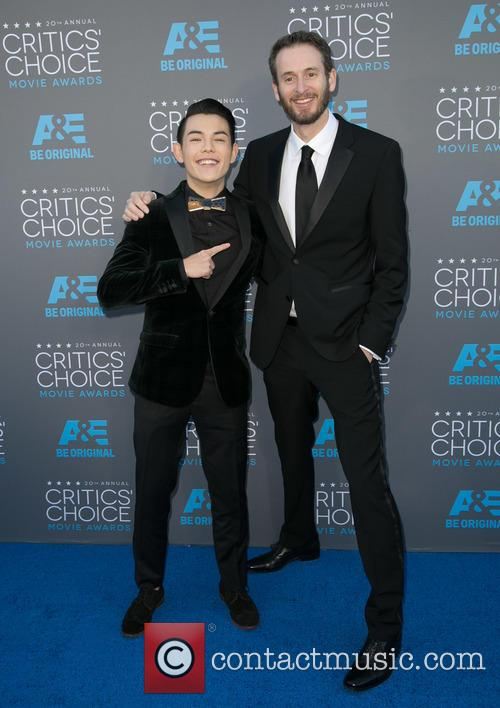 Ryan Potter and Chris Williams 2
